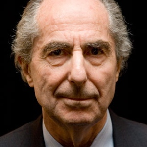 Philip Roth cracks a smile
