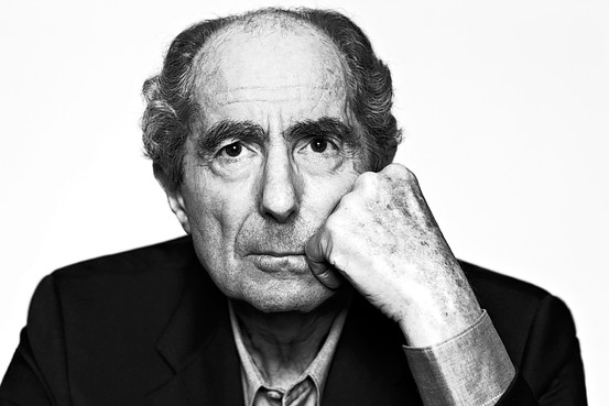 Philip Roth B & W