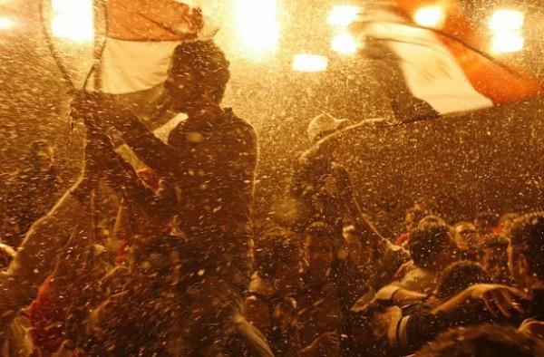 Soccer-fans