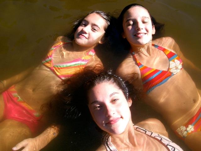 Amanda, Kim & Ashley