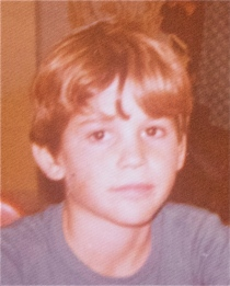 Ari as a young boy